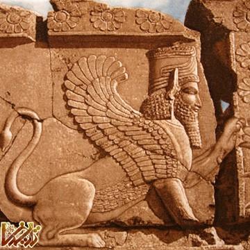 پیکر تراشی در ایران باستان