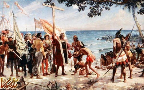 برده هایی که کریستف کلمب با خود به اروپا برد!