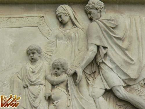 نگاهی به وضعیت خانواده در دوران باستان