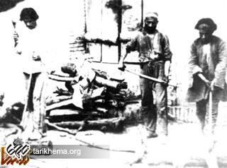 تصاویری از مشاغل قدیمی ایران ( 14 )