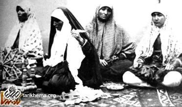 تصاویری از مشاغل قدیمی ایران ( 7 )