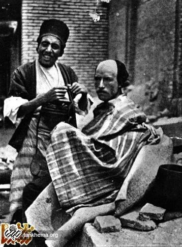 تصاویری از مشاغل قدیمی ایران ( 9 )