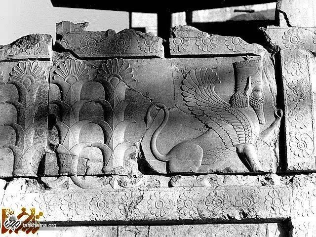 تصاویری از نقوش سنگی قدیمی ایران ( 2 )