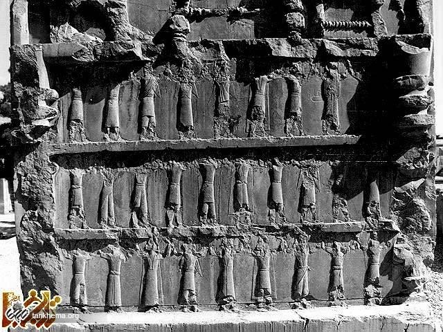 تصاویری از نقوش سنگی قدیمی ایران ( 1 )
