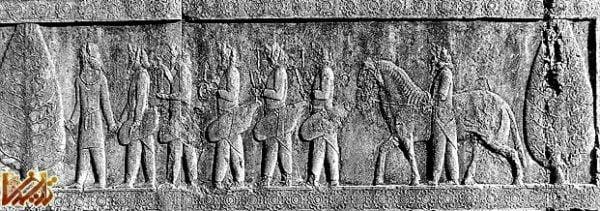 تصاویری از نقوش سنگی قدیمی ایران ( 3 )