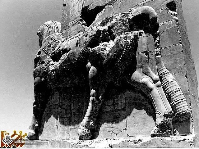 تصاویری از نقوش سنگی قدیمی ایران ( 4 )