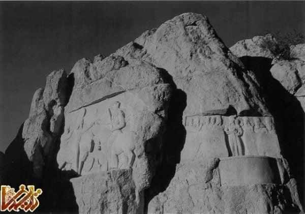 تصاویری از نقوش سنگی قدیمی ایران ( 6 )