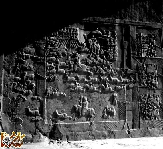 تصاویری از نقوش سنگی قدیمی ایران ( 9 )