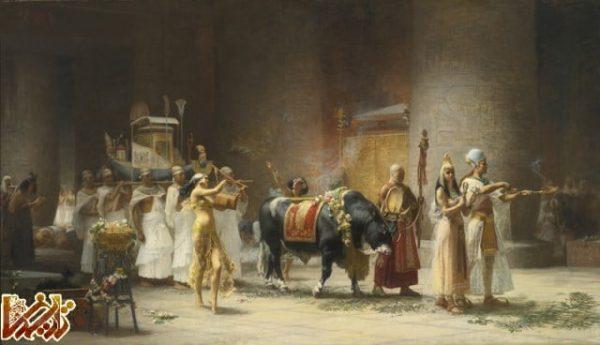 قدرت و نفوذ کاهنان در مصر باستان