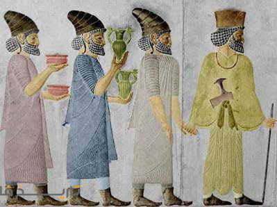 آداب و اخلاق پارسيان