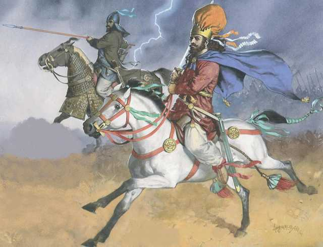 انحطاط پارسیان