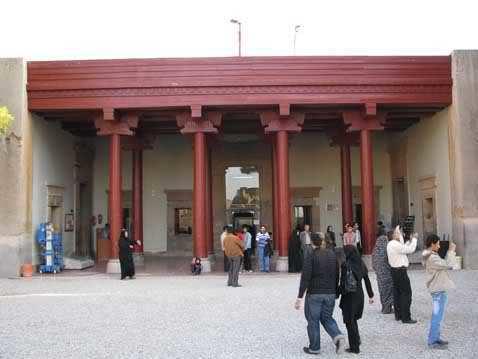 موزه تخت جمشید فعلا تعطیل شد