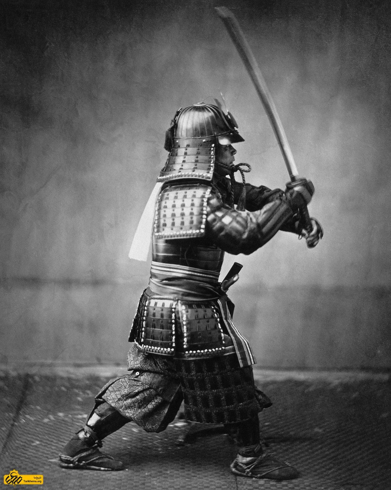 صنف ساموراي ژاپن