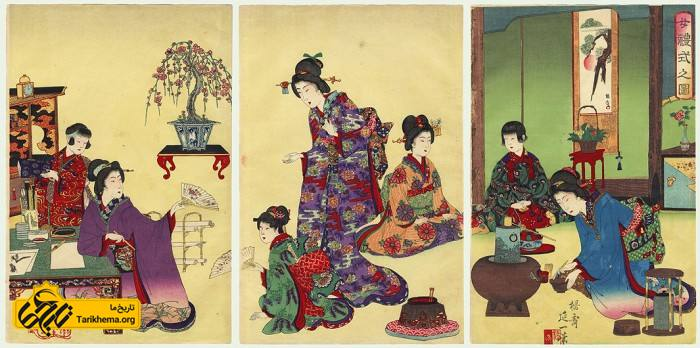 آزمايشي در ژاپنشناسي