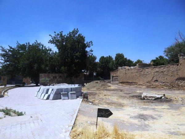 خطر در کمین معبد عظیم آناهیتا