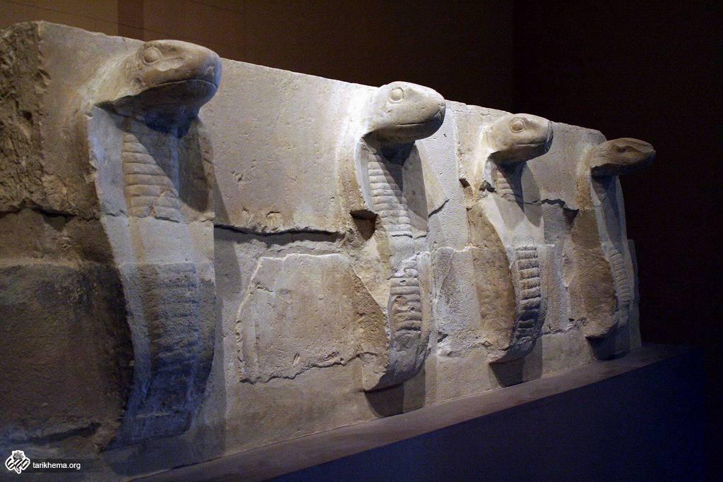 آغاز کار سلسلۀ نوزدهم و زمام داری رامسس یکم  و ستوس یکم در مصر