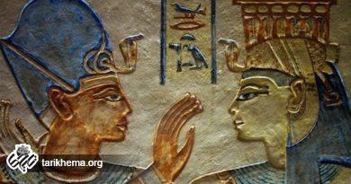 هنر در مصر باستان