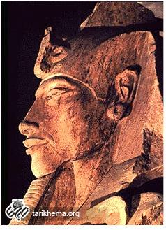 آمنوفیس چهارم  (حدود 1363 تا 1345 پیش از میلاد مسیح)