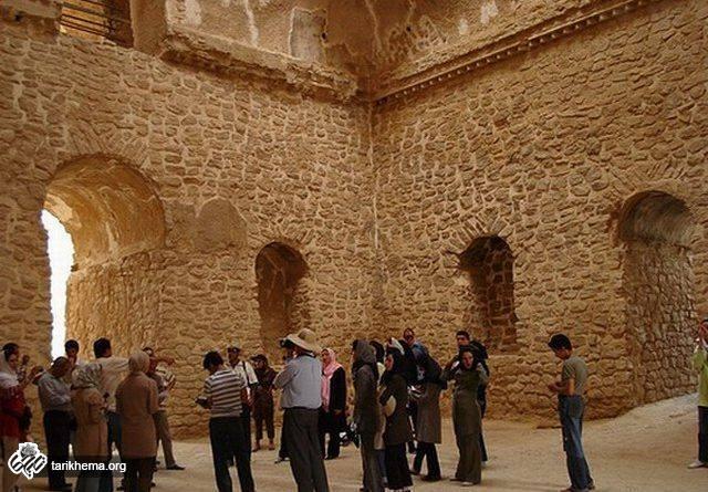 ویژگیهای هنر معماری ساسانی