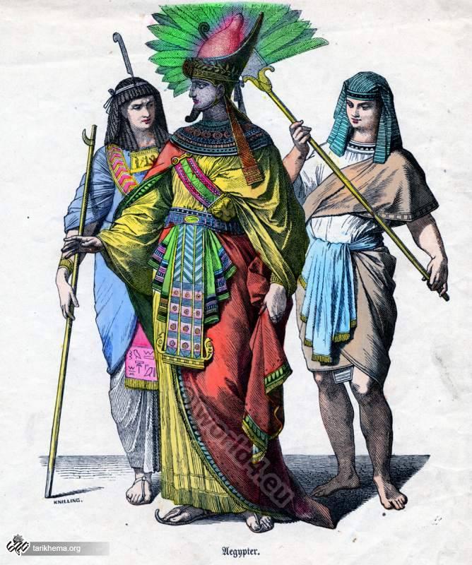 مِنِس فرعون مصر (حدود 2850 پیش از میلاد مسیح)