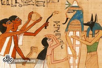 مصریان باستان و نظام چند خدایی در عهد قدیم و میانه