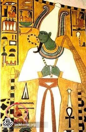 اندیشه های دینی مصریان باستان