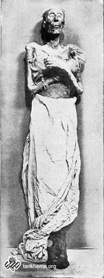 عصر رامسس سوم (از 1182 تا 1151 پیش از میلاد مسیح)