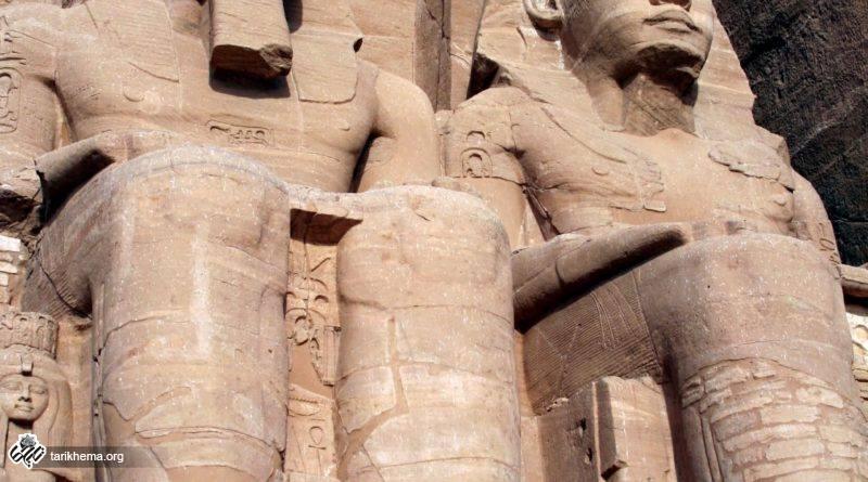 امپراطوری فراعنه از آغاز تا حکومت پارسیان بر مصر