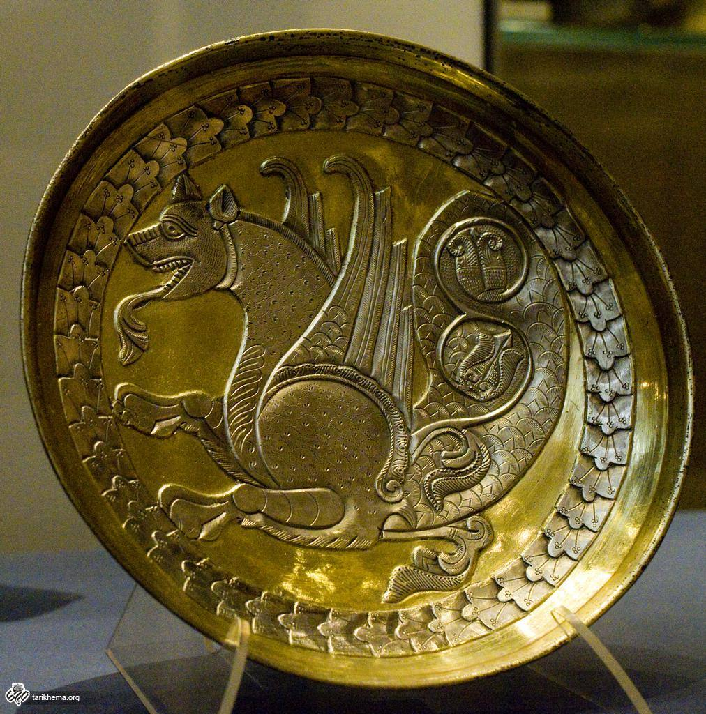 دانلود رایگان کتاب یادمانها و هنرهای گوناگون عصر ساسانی