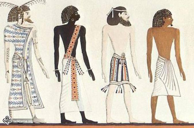 فرهنگ و جامعۀ مصر در مشاهدات و ارزیابی های هرودت