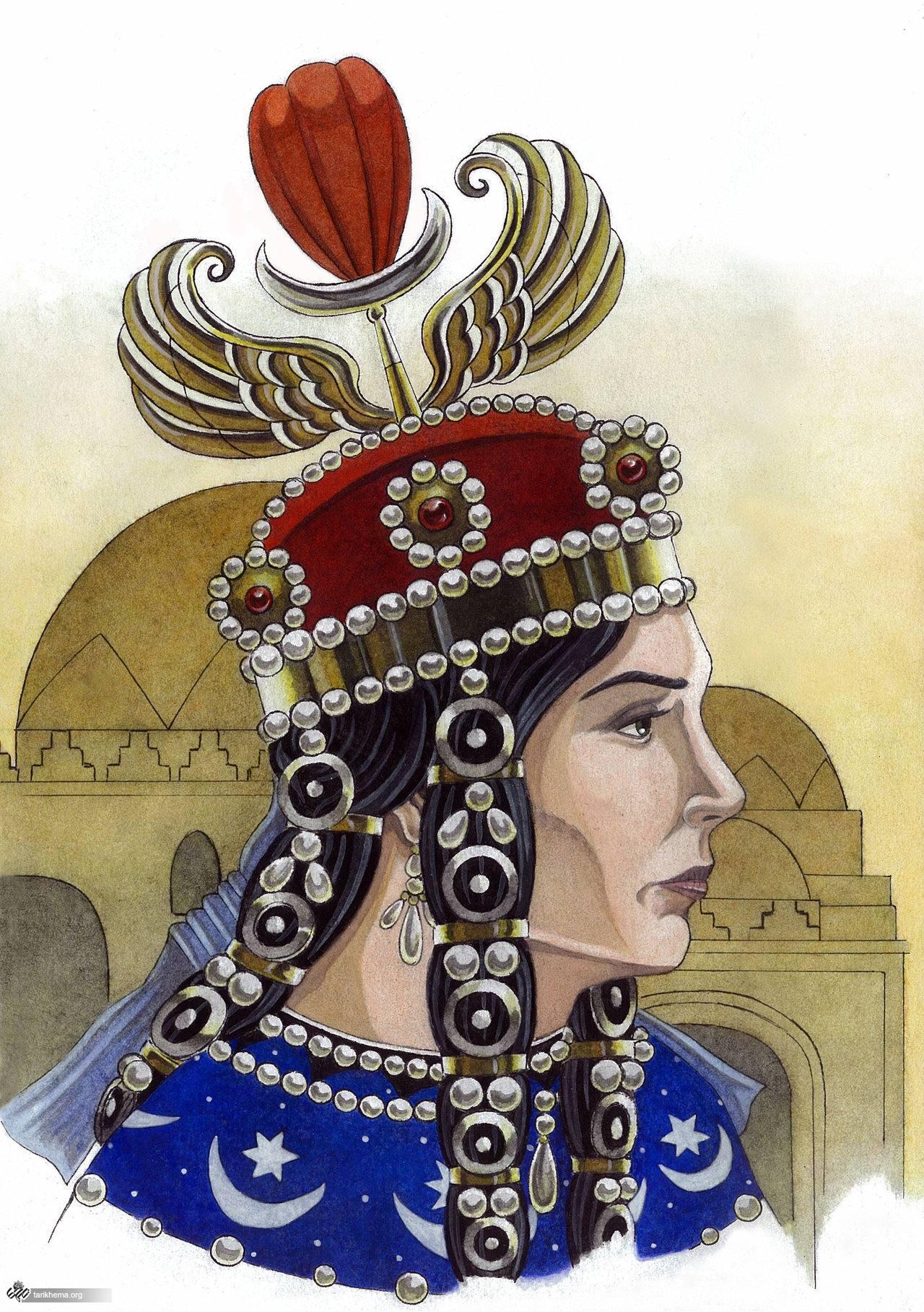 جدول زمان بندی شدۀ شاهان ساسانی