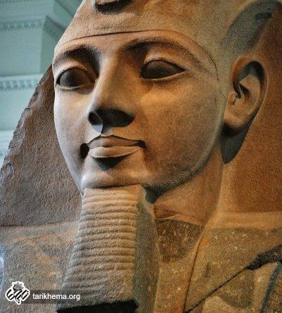 رامسس دوم  (حدود 1292 تا 1225 پیش از میلاد مسیح)