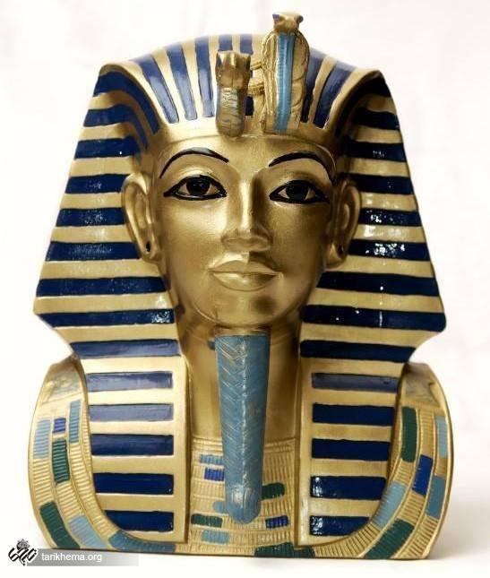 توتانخامون فرعون سدۀ چهاردهم مصر