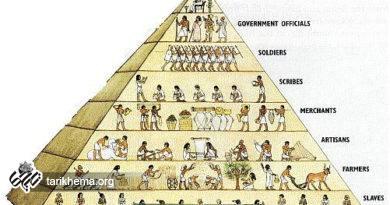 اساس قوانین و ساختار دولت و حکومت در مصر باستان