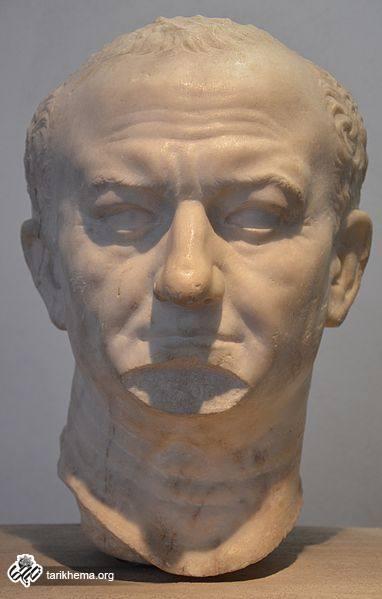 وسپاسین امپراطور روم/ یک امپروطور باید ایستاده بمیرد