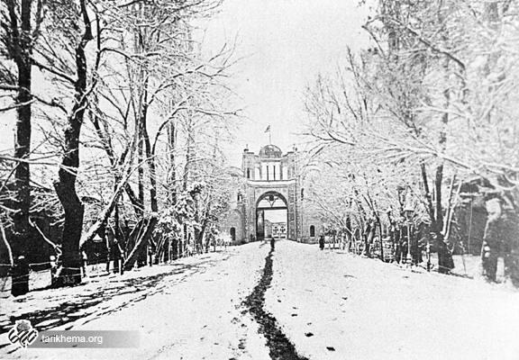 تصاویری از تهران قدیم ( 1 )