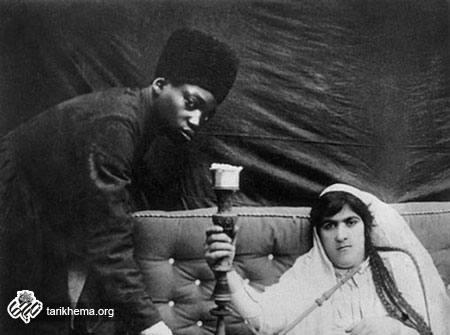 قبا و ارخالق و کت و شلوار در تاریخ ایران