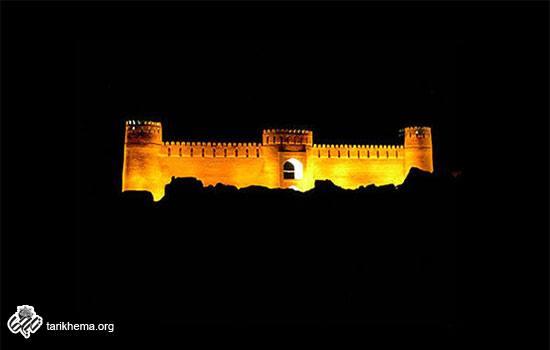 ارگ راین دومین بنای خشتی جهان بعد از ارگ بم