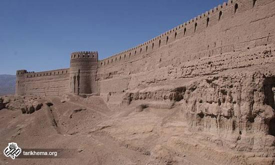 وضعیت مهمترین بنای خشتی جهان در کرمان/ راین؛ خواهر کوچک ارگ بم