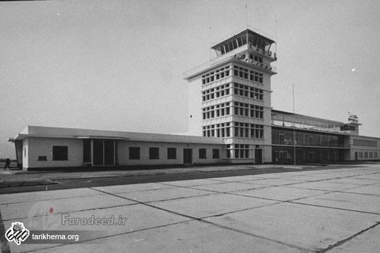فرودگاه مدرن کابل، 50 سال قبل