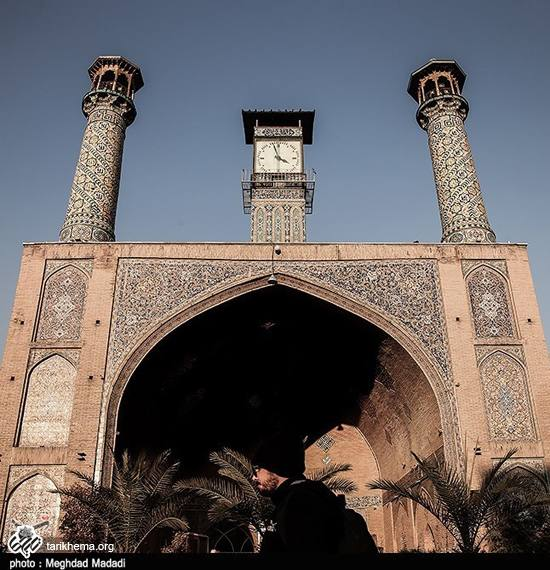 بافت قدیمی بازار بزرگ تهران