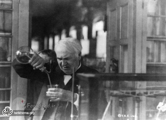 زندگینامه و اختراعات توماس ادیسون