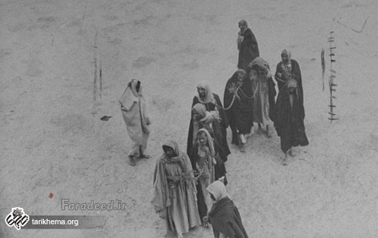تصاویری از کشور فقیر عربستان در سال 1940