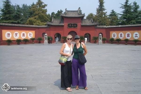 اولین معبد بودایی چین