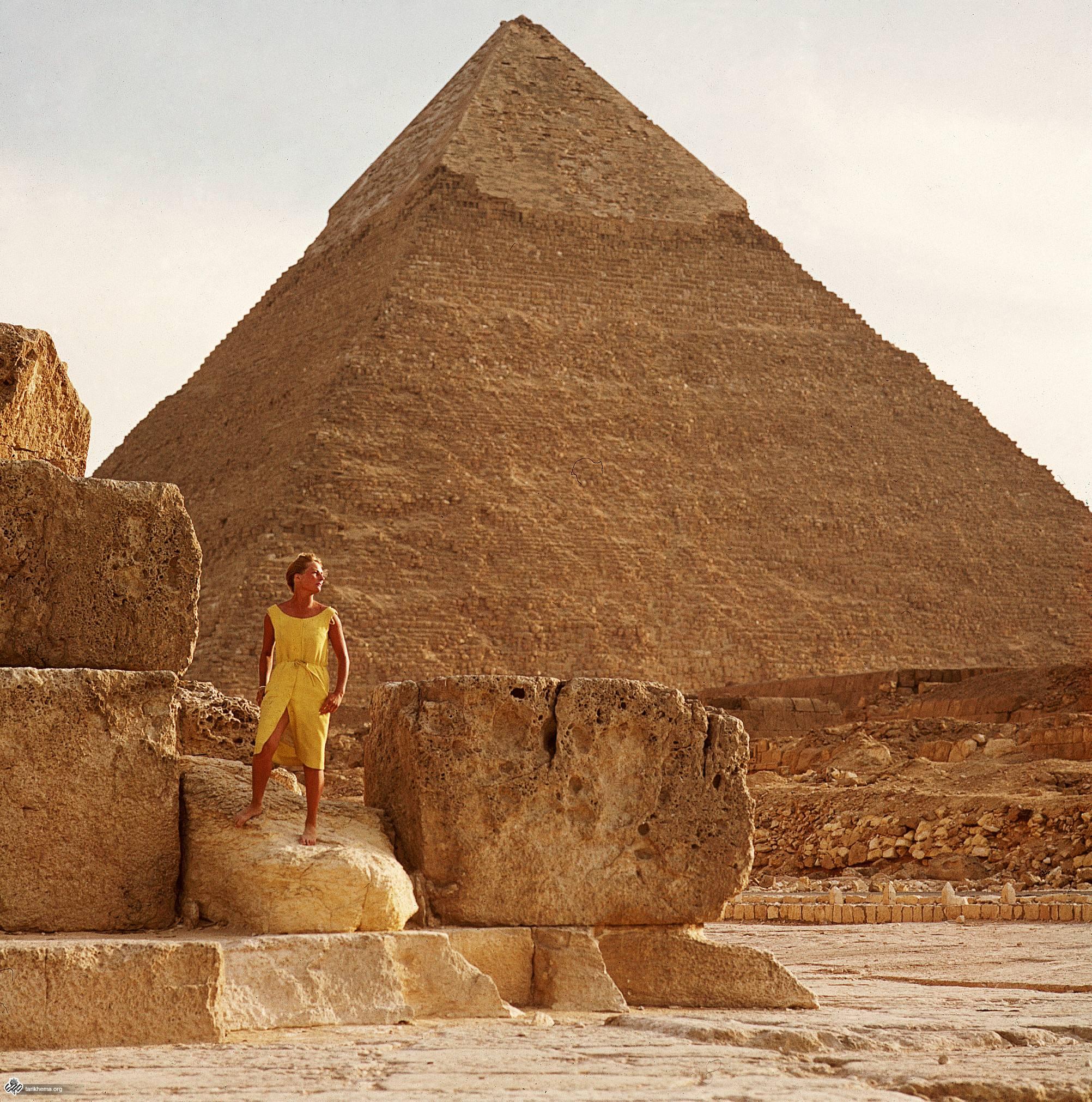 کشف اسرار جدید از اهرام مصر