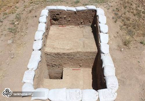 کشف سفالهای بینظیر 7 هزار ساله