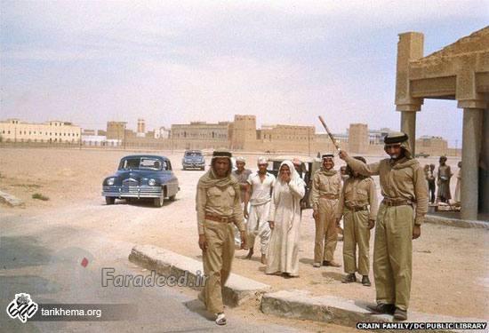 تصاویری جالب از عربستان در 50 سال پیش