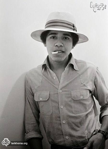 تصاویر جالب رئیس جمهورهای آمریکا در جوانی