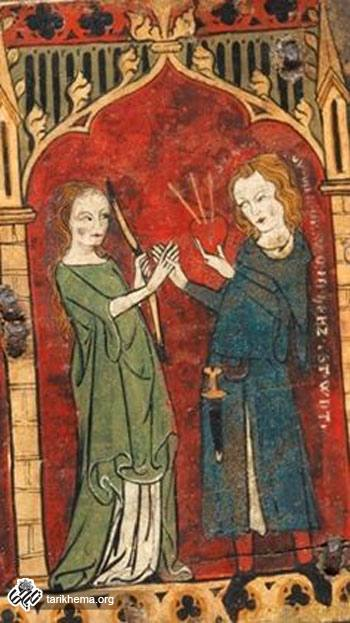 حقایقی جالب درباره روز ولنتاین از اواخر قرون وسطی