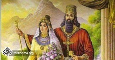 کاساندان، همسر کوروش بزرگ